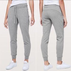 •MAKE OFFER Lululemon grey joggers